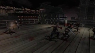 Ninja Gaiden 3: Razor's Edge - Gameplay Trailer