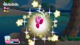 Kirby's Wii Adventure Launch Trailer
