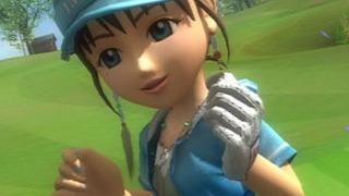 Hot Shots Golf (working title) Gameplay Movie 1