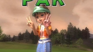 Hot Shots Golf (working title) Gameplay Movie 2