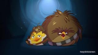 Angry Birds Star Wars - Han Solo & Chewbacca Trailer