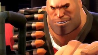 Half-Life 2: The Black Box (Episode Two) Team Fortress 2 Demo