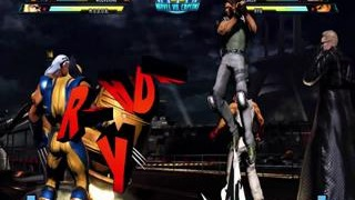 Marvel vs. Capcom 3: Fate of Two Worlds - Storm Character Reveal