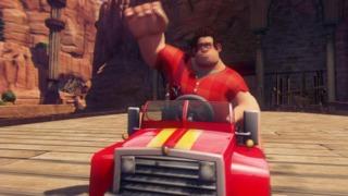 Sonic & All-Stars Racing Transformed - Wreck-It Ralph Trailer