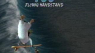 Surf's Up Gameplay Movie 1