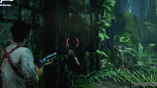 Uncharted: Drake's Fortune Gameplay Movie 1