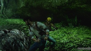 Uncharted: Drake's Fortune Gameplay Movie 3