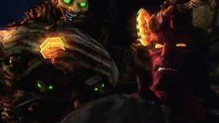Hellboy (working title) Gameplay Movie 1