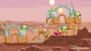 Angry Birds Star Wars - Official Gameplay Trailer