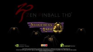 Sorcerer's Lair - Zen Pinball THD Trailer