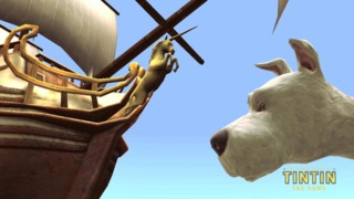 The Adventures of Tintin: The Game Launch Trailer