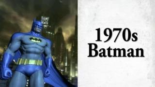 Arkham City Skins Pack - Batman: Arkham City DLC Trailer