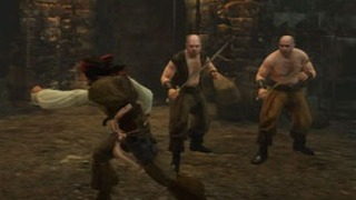 Pirates of the Caribbean: At World's End Gameplay Movie 3