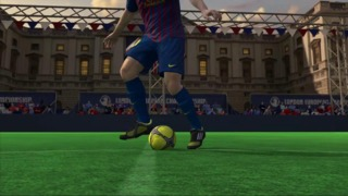 Lionel Messi - FIFA Street Announcement Trailer