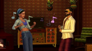 The Sims 3: 70s, 80s, & 90s Stuff Pack - Announcement Trailer