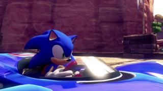 Sonic & All-Stars Racing Transformed - Launch Trailer