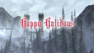 Fae Yule - Rift Holiday Greeting Trailer