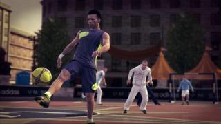 Adidas All-Stars - FIFA Street Preorder Trailer
