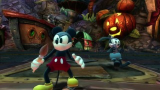 Disney Epic Mickey 2 The Power of Two Launch Trailer
