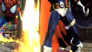 Marvel vs. Capcom 3: Fate of Two Worlds Akuma vs. Thor Video