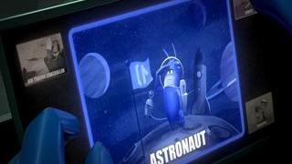 de blob 2 Astronaut Trailer