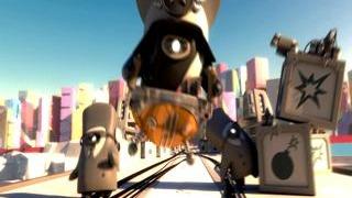 de blob 2 Rocket Trailer
