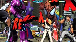 Marvel vs. Capcom 3: Fate of Two Worlds Character Reveal Trailer: Sentinel