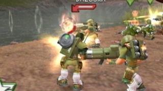 Battalion Wars Gameplay Movie 4