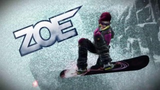 An Uber Monday With Zoe in This SSX Trailer