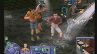 The Sims 2 Nightlife Gameplay Movie 3