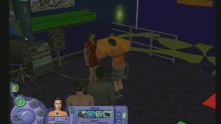 The Sims 2 Nightlife Gameplay Movie 4