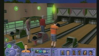 The Sims 2 Nightlife Gameplay Movie 5