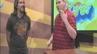 Guitar Hero III: Legends of Rock Stage Demo