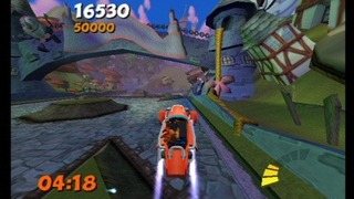 Crash Tag Team Racing Gameplay Movie 5