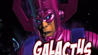 Marvel vs. Capcom 3: Fate of Two Worlds: Galactus Trailer