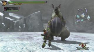 Monster Hunter 3 Ultimate - Lagombi Gameplay Trailer