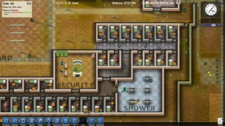 Prison Architect Lights Out Gameplay Trailer