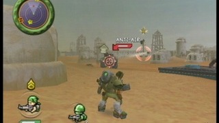 Battalion Wars Gameplay Movie 6