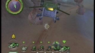 Battalion Wars Gameplay Movie 7