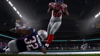 Super Bowl XLVI - Madden NFL 12 Simuation Trailer