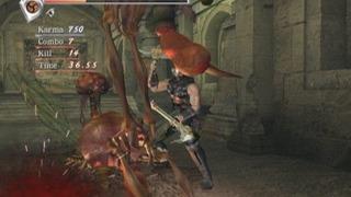 Ninja Gaiden Black Gameplay Movie 11