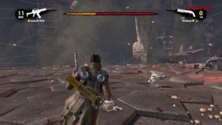 Alex Boss Battle - NeverDead Gameplay Trailer