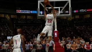 NBA Live 06 Official Movie 6