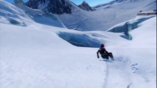 Antarctica - SSX Own the Planet Trailer