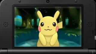 Pokemon X/Pokemon Y Trailer