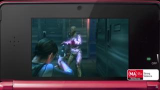 Lessons - Resident Evil: Revelations