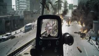 Battlefield 3 Gameplay Teaser Trailer