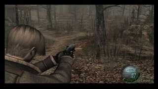Resident Evil 4 Gameplay Movie 1