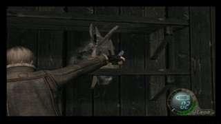Resident Evil 4 Gameplay Movie 3