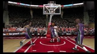 NBA Live 06 Gameplay Movie 7